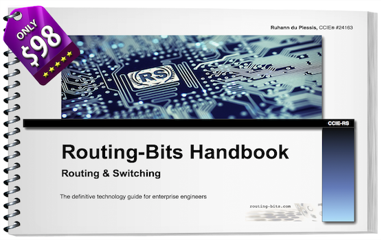 routing handbook rs