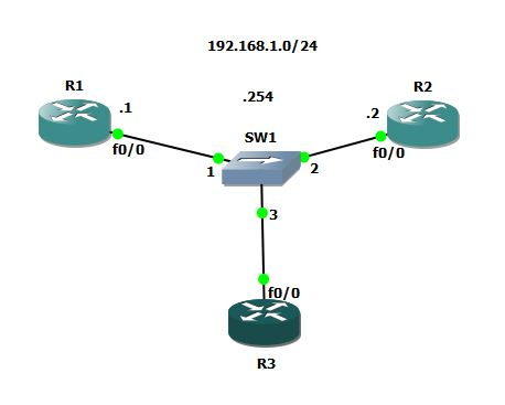 vrrp virtual router redundancy protocol