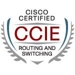 ccie routing and switching logo