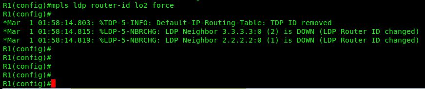 mpls-ldp-router-id-force