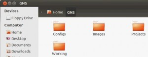 gns3 tutorial setting up folders