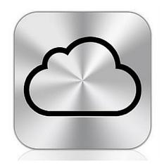 apple icloud cloud storage logo