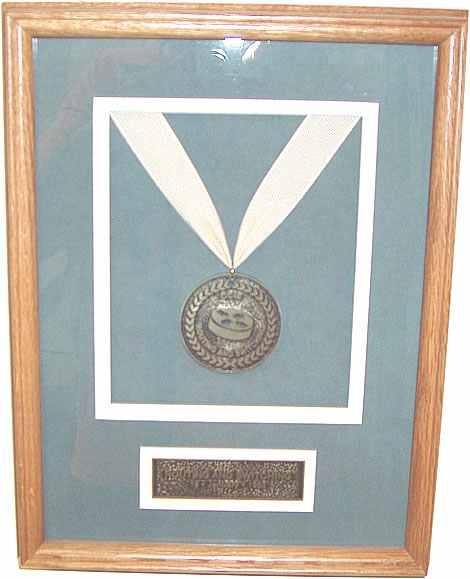 stuart biggs ccie plaque