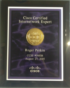 My CCIE Journey