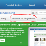 Cisco Commerce Workspace – Quick Tutorial