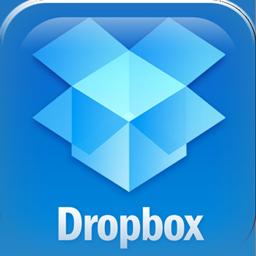 dropbox free cloud storage logo