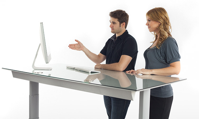 standing desk benefits