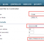 How to Upgrade Software on Cisco 5508 HA WLC