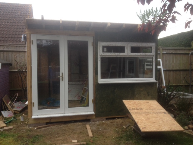 Superior Garden Studio Diy Build