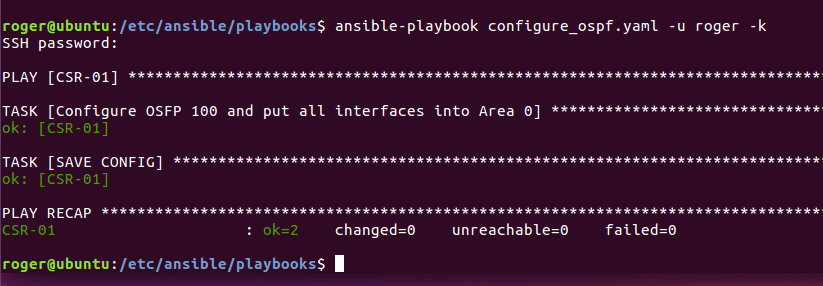 Ansible Network Credentials in 2 3 - Rogers Networking Tutorials