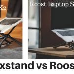 nexstand vs roost laptop stand review