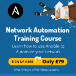 Network Automation Course – Ansible Training