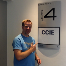 ccie lab exam brussels roger perkin