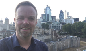 roger perkin ccie 50038 network automation engineer london