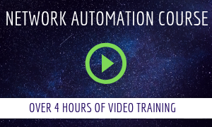 Network Automation Course Video