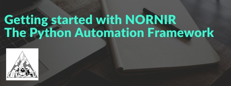 getting started with the nornir python automation framework