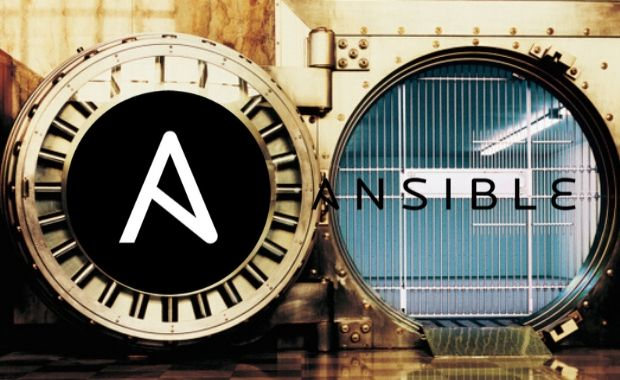ansible vault featured image