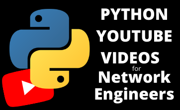 python network automation youtube videos