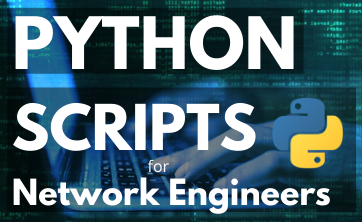 python scripts for network engineers featured image