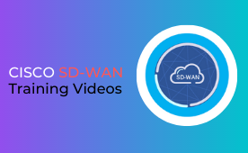 cisco sd wan training videos