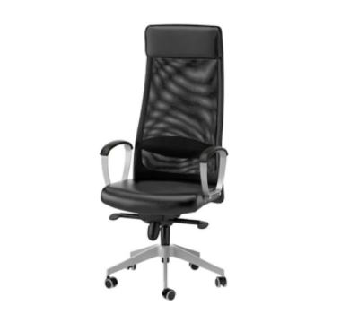 ikea markus ergonomic office chair